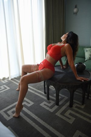 Audrey-rose live escorts & erotic massage