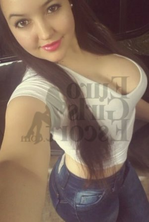 Elisabethe erotic massage & live escort