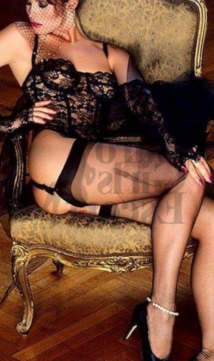 Nessya erotic massage, escort girl