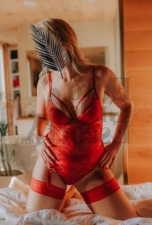Mary-laure escorts