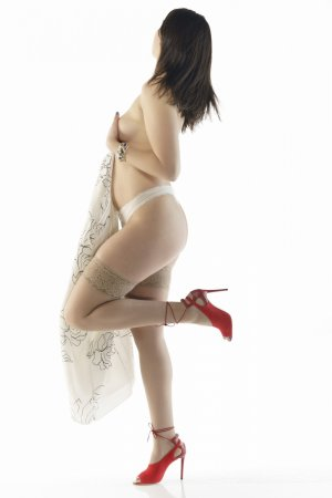 Tatiana erotic massage in Harrison, escort